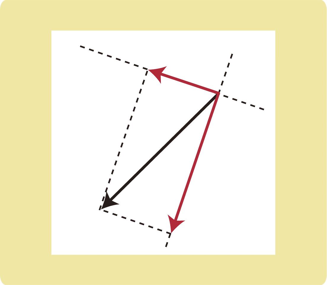力の分解_作図_例題解答2