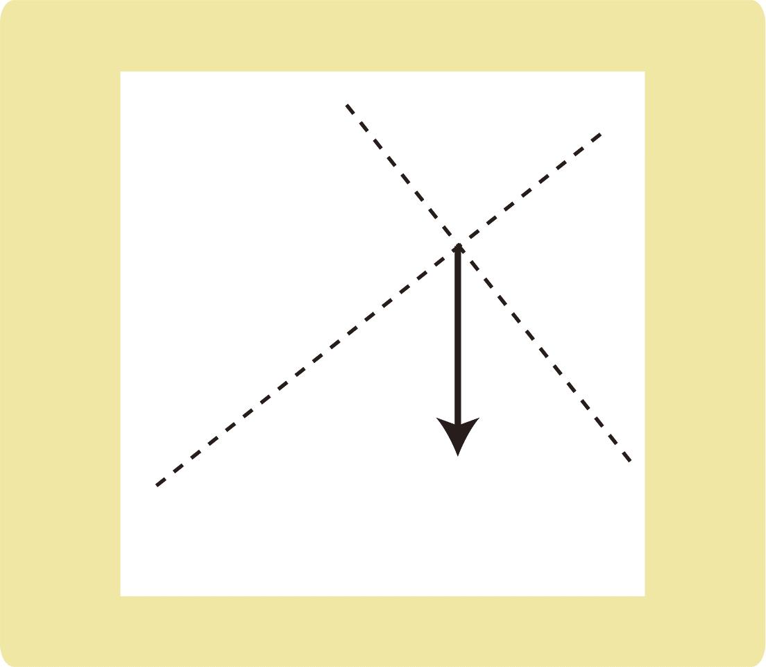 力の分解_作図_例題3
